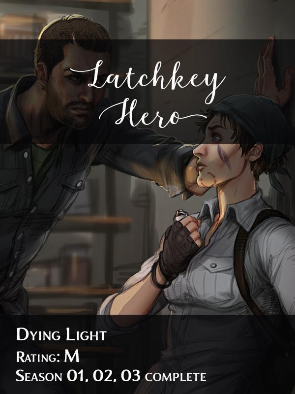 Dying Light Latchkey Hero